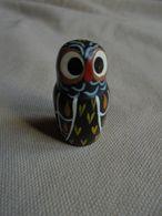 Mini Hibou/chouette En Bois - Animaux