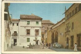 CORDOBA PLAZA DEL POTRO SIN ESCIBIR - Córdoba