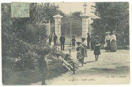LA CIOTAT - Jardin Public   (2344 ASO) - La Ciotat