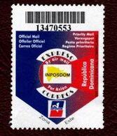République Dominicaine 2016 - Timbre D'usage Courant - Dominikanische Rep.