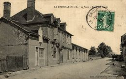 LA CROISILLE LA POSTE ECOLE DES FILLES - France