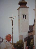 Pope John Paul II / Voyage Du Pape En Autriche - Päpste