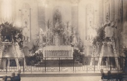 VITRY SUR ORNE - MOSELLE - (57) - RARE CARTE-PHOTO DE 1924. - France