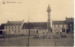 Wommelghem Wommelgem Kaak (met Marktplein) 1923 - Wommelgem