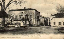 SAINTE LIVRADE PLACE DE L'ESPERON - Autres Communes