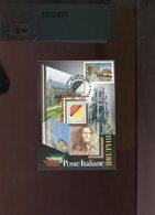 Belgie 1999 2817/18 ATOMIUM Pavillion Italia Joint Issue 2706 Monarchie Paola Bruphila 1999 Herdenkingskaart - Souvenir Cards