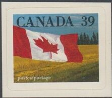 **Canada Scott 1192 NEW (MNH) - Quick Stick Booklet Issue: Flag Over Prairie - Nuovi