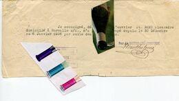 BASSE MEUSE / HERMALLE SOUS ARGENTEAU / ARGENTEAU - Historische Dokumente