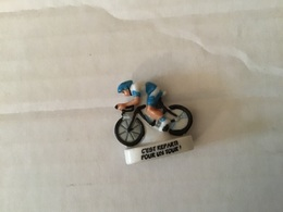 Fève Brillant CYCLISME  C'est Reparti Pour Un Tour / Vélo / Tour De France - Sport