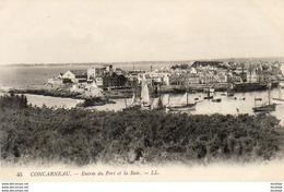 D29  CONCARNEAU  Entrée Du Port Et La Baie  ..... - Concarneau