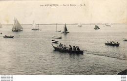 D33  ARCACHON  Sur Le Bassin   ..... - Arcachon