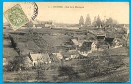 CPA 02 VIVIERES Aisne - Rue De La Montagne ° Pasquier éditeur - Sonstige Gemeinden