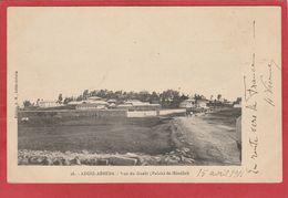 CPA: Ethiopie - Addis-Abbeba - Vue Du Guebi - Palais De L'empereur Menelick -  Negus - Ethiopie