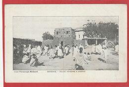 CPA: Ethiopie - Abyssinie - Eglise Abyssine à Harar - Ethiopie