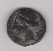 CARTHAGE - UNITE - IIIe SIECLE AV. J.-C; - Weitere Antike Münzen