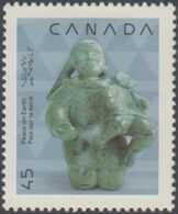**Canada Scott 1295 NEW (MNH) - Christmas (Native Nativity): Mother And Child - Nuovi