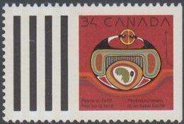**Canada Scott 1297 NEW (MNH) - Christmas (Native Nativity): Rebirth - Nuovi