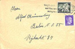 Deutsches Reich 1943 Tag Der Verpflichtung Der Jugend Berlin  (fixed Price) - Unclassified