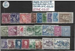 IRLANDA ʘ 1948/1958 SOGGETTI VARI - 1937-1949 Éire