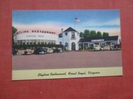 Skyline Restaurant  Front Royal Virginia   Ref 4259 - Etats-Unis