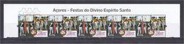 Portugal 2020 Festas Do Divino Espírito Santo Açores Azores Festivities Of Divino Pescadores São Miguel Velas - Celebrations