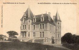 St REVEREND  Château De La Roche-Fadouin - France