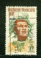 Polynésie Française / French Polynesia; Scott # 187; Usagé (3342) - Polinesia Francese