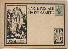 REF1485/ Entier CP Illustrée Série ORVAL 5-b 5 La Rose Du XII° S - De Roos Der XII° Ee  MINT - Illustrierte Karten