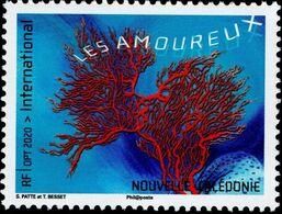 Nouvelle-Calédonie 2020 - Les Amoureux - 1 Val Neuf // Mnh - Nouvelle-Calédonie