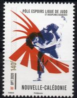Nouvelle-Calédonie 2020 - Sports,Judo - 1 Val Neuf // Mnh - Nouvelle-Calédonie