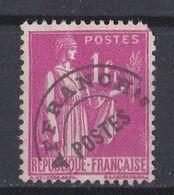 France Préoblitérés    N°  76 - 1893-1947