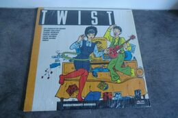 Disque - Twist - Enregistrement Originaux - Polygram Distribution - 816166-1 - - Rock