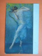 CPA Inédite Non écrite - CESARE FRATINO Salambo - Danseuse Nue Esclave Slave Harem - Paintings