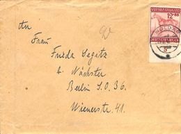 Grosser Preis Von Wien 1943 Deutsches Reich Horse (fixed Price) - Covers & Documents