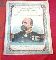 Couverture Cahier Collection Paul Varin Général Ferron Avant 1900 - Coberturas De Libros