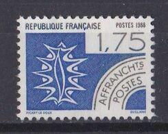 France Préoblitérés    N°  199 - 1964-1988