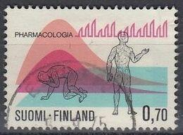 FINLAND 768,used,falc Hinged - Pharmacy