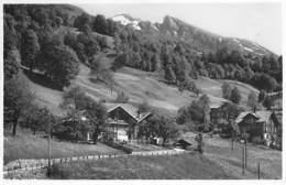SUISSE Swiss ( BE Berne ) GRINDELWALD Kreuzritterheim / Chalet Des Chevaliers De La Paix - CPSM PF Switzerland Schweiz - BE Berne