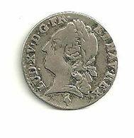 1/20 ème D'écu Vieille Tête Louis XV 1779 A (posthume) - 987-1789 Royal