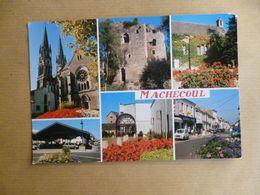 Dept 44 Marchecoul  Multivues  6  ( écrite ) Voiture 4l - Machecoul