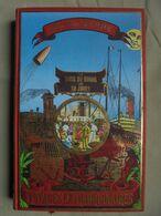 Ancien - Livre Le Tour Du Monde En 80 Jours Jules Verne - Livres, BD, Revues