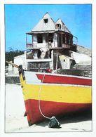 CABO VERDE (Iha Do Sal)   Bateau De Pêche   ( Trawler Fishing Boat - Vissersboot  - Fischerboot) - Cape Verde