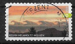 BRD 2020  Mi.Nr. 3531 , Kelvin-Helmholtz-Wolken - Selbstklebend / Self-adhesive - Gestempelt / Fine Used / (o) - [7] Federal Republic