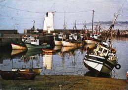 PIRIAC  SUR MER  Le Port (Bretagne)  - Bateau Chalutier  ( Trawler Fishing Boat - Vissersboot  - Fischerboot) - Piriac Sur Mer