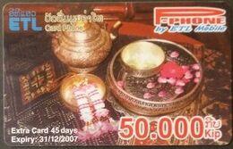 Mobilecard Laos - Handwerk - Tradition (5) - Laos