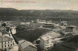 Panorama Di Asiago A Volo D'uccello * Asiago Vicenza * Italia - Vicenza