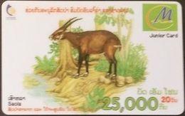 Mobilecard Laos - Saola - Laos