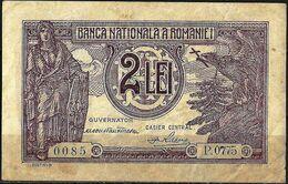 2 LEi FROM 1938 - Roemenië