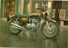 Honda CB 500 - Sport Moto