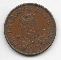 *netherlands Antilles 2,5 Cent  1971   Km 9 - Antillen (Niederländische)